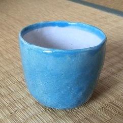 ゆのみ Yunomi (tea cup)