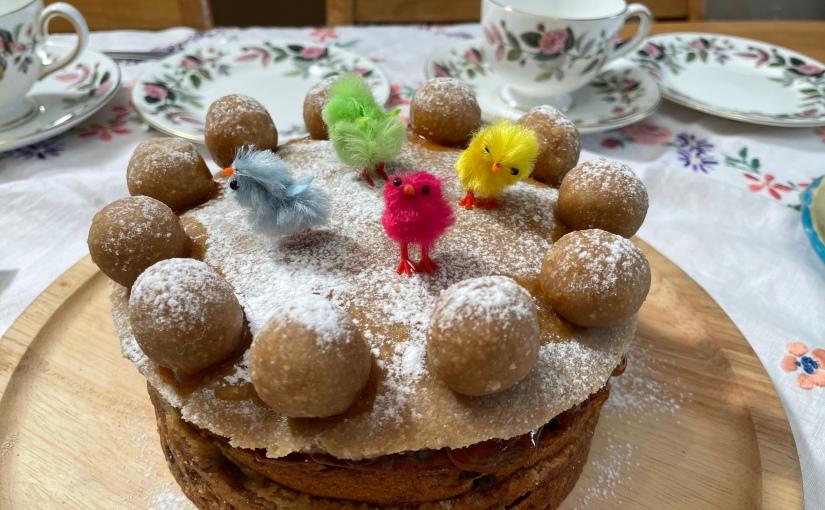 Vegan Simnel CakeRecipe