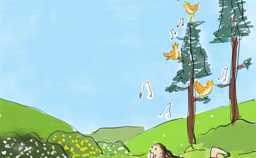 Yoga Sutra Illustration1.7
