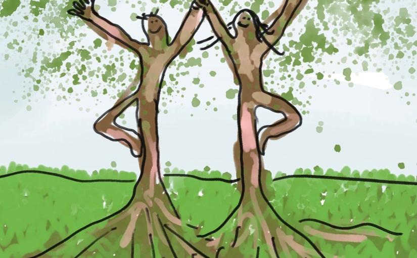 Yoga Sutra Illustration1.14